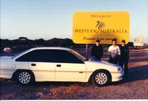 Western Australia - work from home fun
