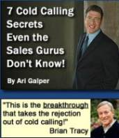 Unlock the Game - Ari Galper - Cold Calling